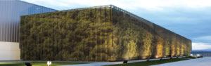 Instalaciones de la sede de Urzante S.L. en Tudela (Navarra)